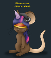 My Mouse by Blaze-Toucan