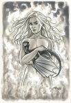 Daenarys Targaryen by quin-ones