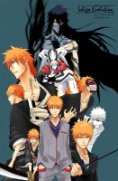 Ichigo Evolution by Citthru