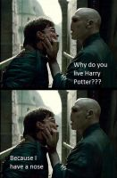 Why do you live Harry? by countercharm