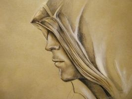 Altair sketch by xCoffeeAddict