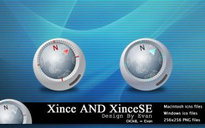 Xince AND XinceSE icons by OiCkilL