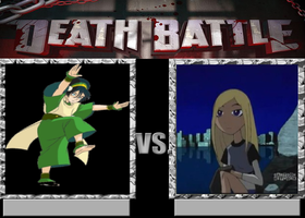 Death Battle Idea 16 by WeirdKev-27