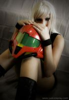 Kiriban Request Bonus - Samus by Yukilefay