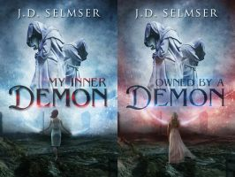 My Inner Demon - Owned by a Demon by CoraGraphics