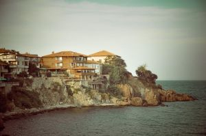 Sozopol by dianora