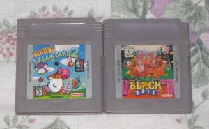 2 great Kirby Game Boy titles by T95Master