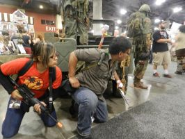Phoenix Comicon 2014 Last of us (9) by Demon-Lord-Cosplay