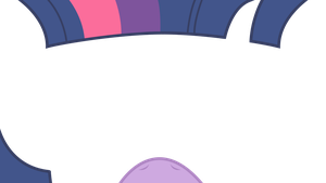 Twilight Sparkle POV Vector by Charleston-and-Itchy