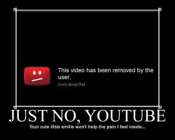 Just No, Youtube by SophitiaSonya