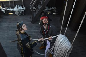 ..:Pirates of the Caribbean:.. by PriSuicun