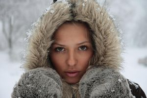 girl-winter by 1tonio