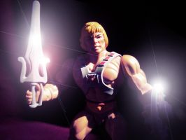 He-man, The first champion by ittoogami