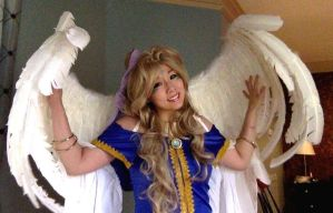 Belldandy - almost complete by ludustonalis