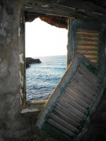 a window to the sea3 by Yavanna-stock