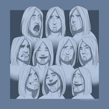Expression sheet by XelaBlood