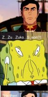 My reaction to Zuko's son/grandson by irmesia