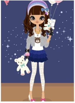 Poupee Girl:D by AlieWhatevers
