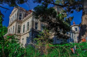 haunted house by yasarsam