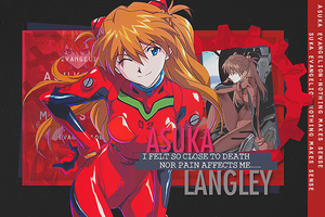 Asuka Evangelion -out- by tutozTAIGA