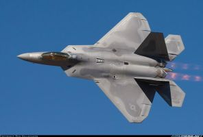 F-22 Rator by jamestayloranime