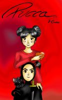 Pucca: Love is all around us by linasakura