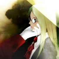 Young Integra Hellsing by Sapon244