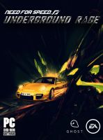 Need for Speed Underground Rage Cover (6th Sketch) by Mighoet