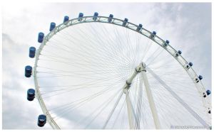 Singapore Flyer by asherBlfc