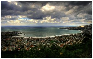 Jounieh by ZeeGrizzly