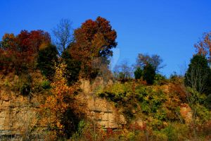 cliff of color by wolfstones13