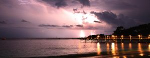 Lightning in turkey by XxNightflower