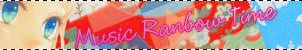 Music Rainbow Time banner by ChenJing35
