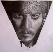 Jack Sparrow WIP-1 by AndyBuck