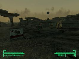 NCR ranger station by theunknownemo