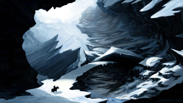 Cryotic Fury Frozen Valley by AJNazzaro