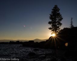 Sunset on Lake Tahoe 130813-18 by MartinGollery