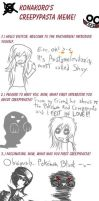 CREEPYPASTA Meme by Shay-rin