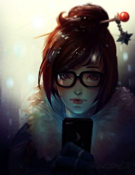 Mei! by HashTag13