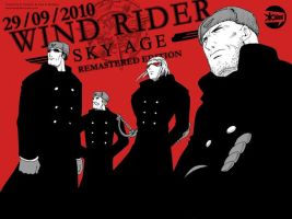Wind Rider: Sky Age - Red by vanguard-zero