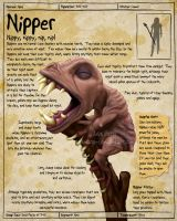 Labyrinth Guide - Nipper by Chaotica-I