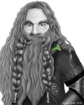 Gimli son of Gloin by AngelaCross