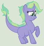 TrixieSpike (Spixie??) Mare [Request] by unoriginaI