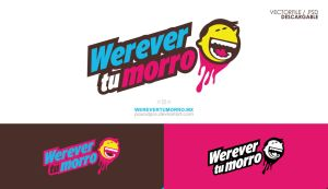 W2M Werevertumorro LOGO by paundpro