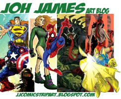 Blog Banner by johjames