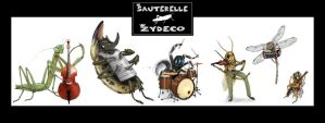 Sauterelle Zydeco Band by TheMadRoman