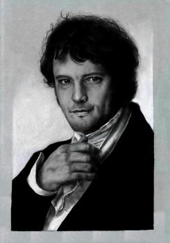 Mr. Darcy by essmaa