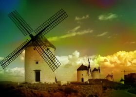 The land of Don Quixote by Leina1