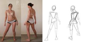 Character Design: BUILDING THE FIGURE by crappypractice