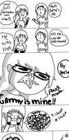 |GARMY IS MIIIIINEEEE| by AnniehJr